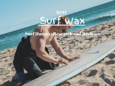 Top 10 Best Surf Wax | 2020 Reviews (Sticky Bumps, Palmers)