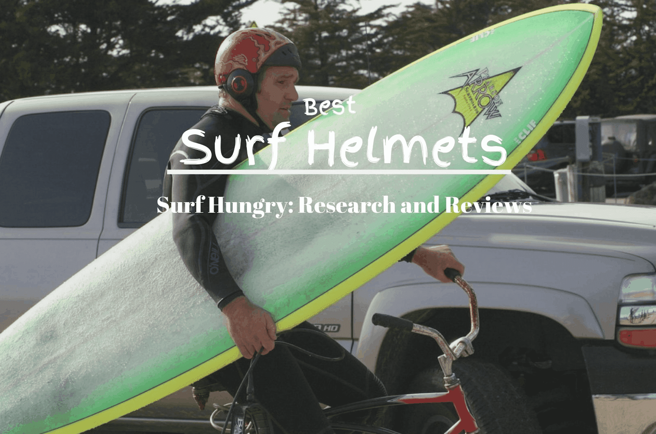 best surf helmets