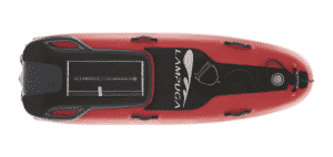 Lampuga Air Electric Surfboard
