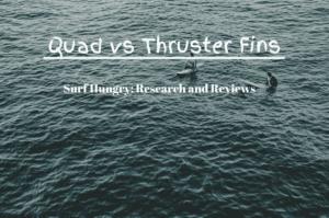 quad vs thruster