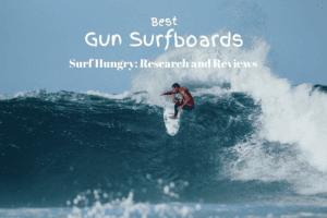 best gun surfboards