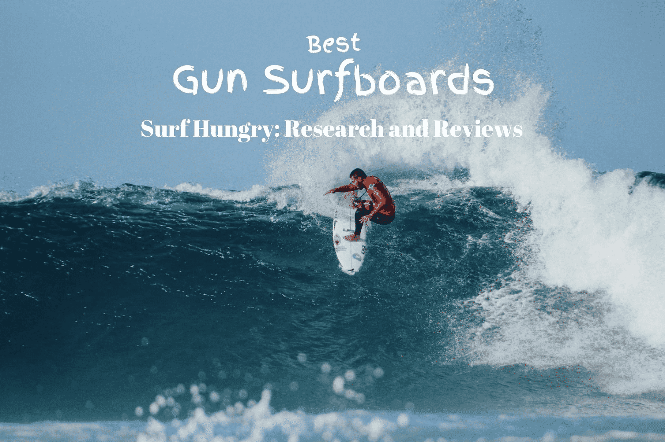 best gun surfboards