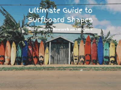 Ultimate Modern Guide to Surfboard Shapes (Funboards, Gun)