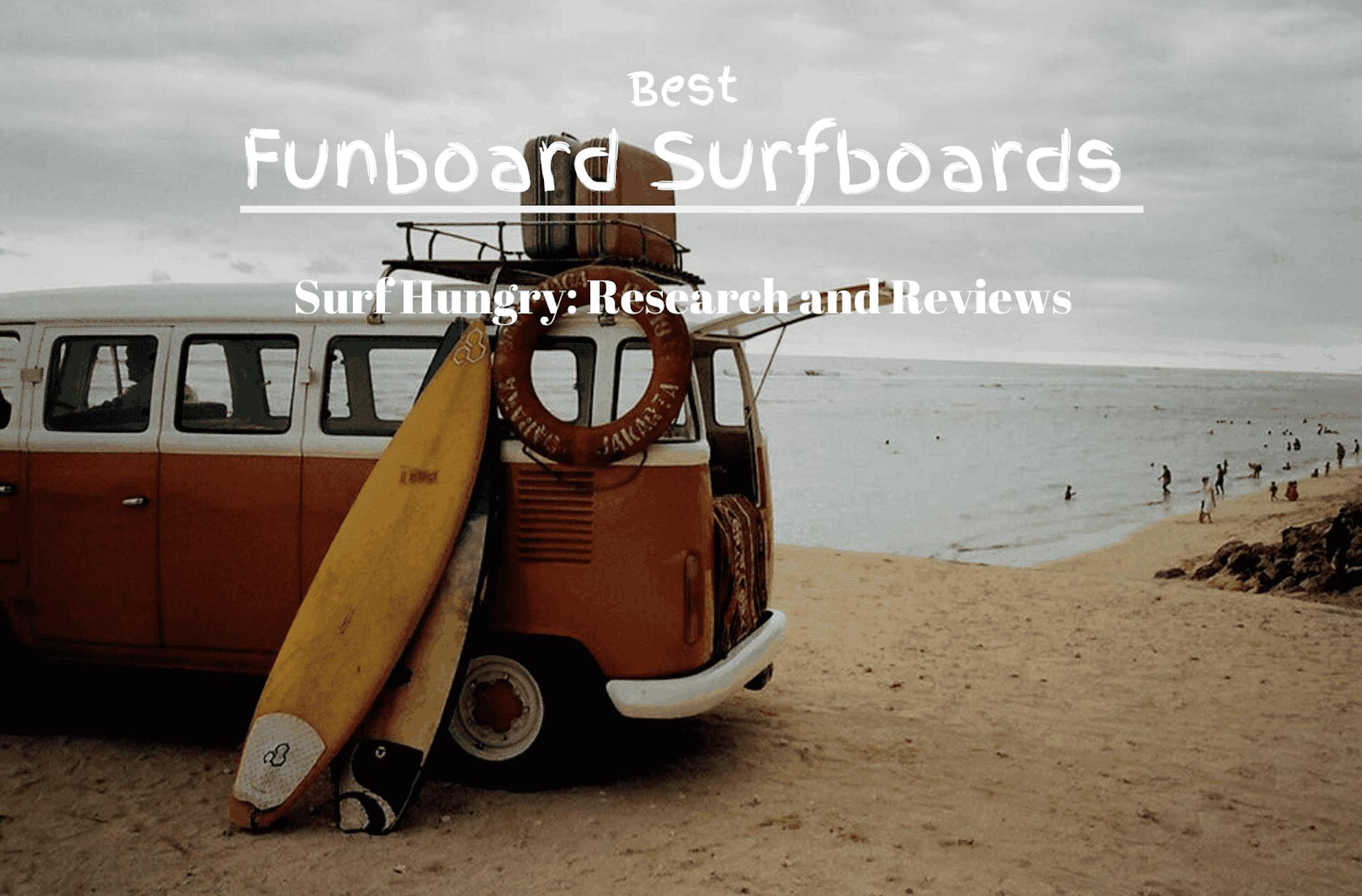 best funboard surfboards