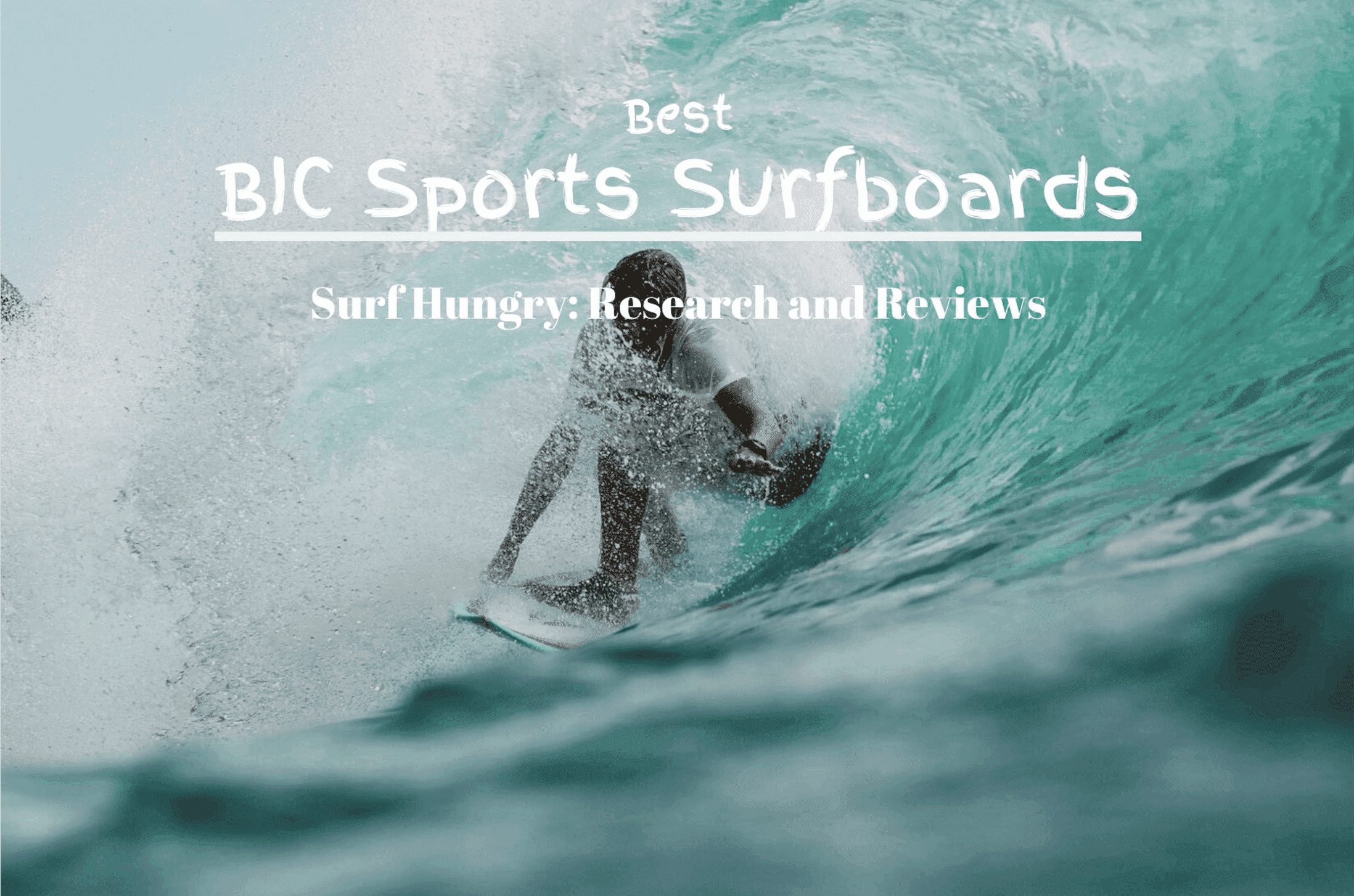 BIC Sports Surfboards