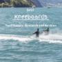 Top 7 Best Kneeboards | 2019 Reviews (Zup, Hydroslide)