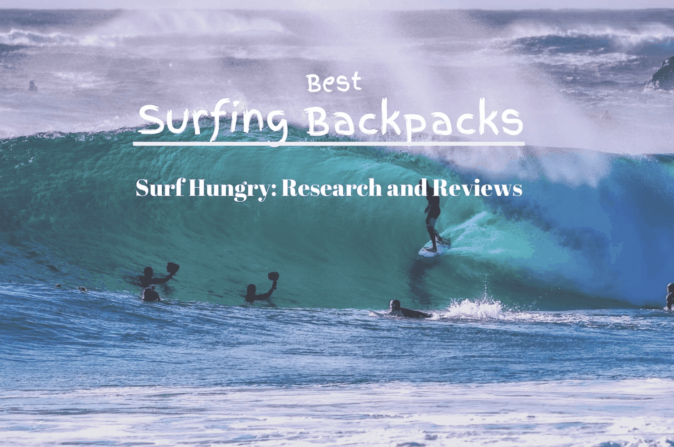 best surfing backpacks