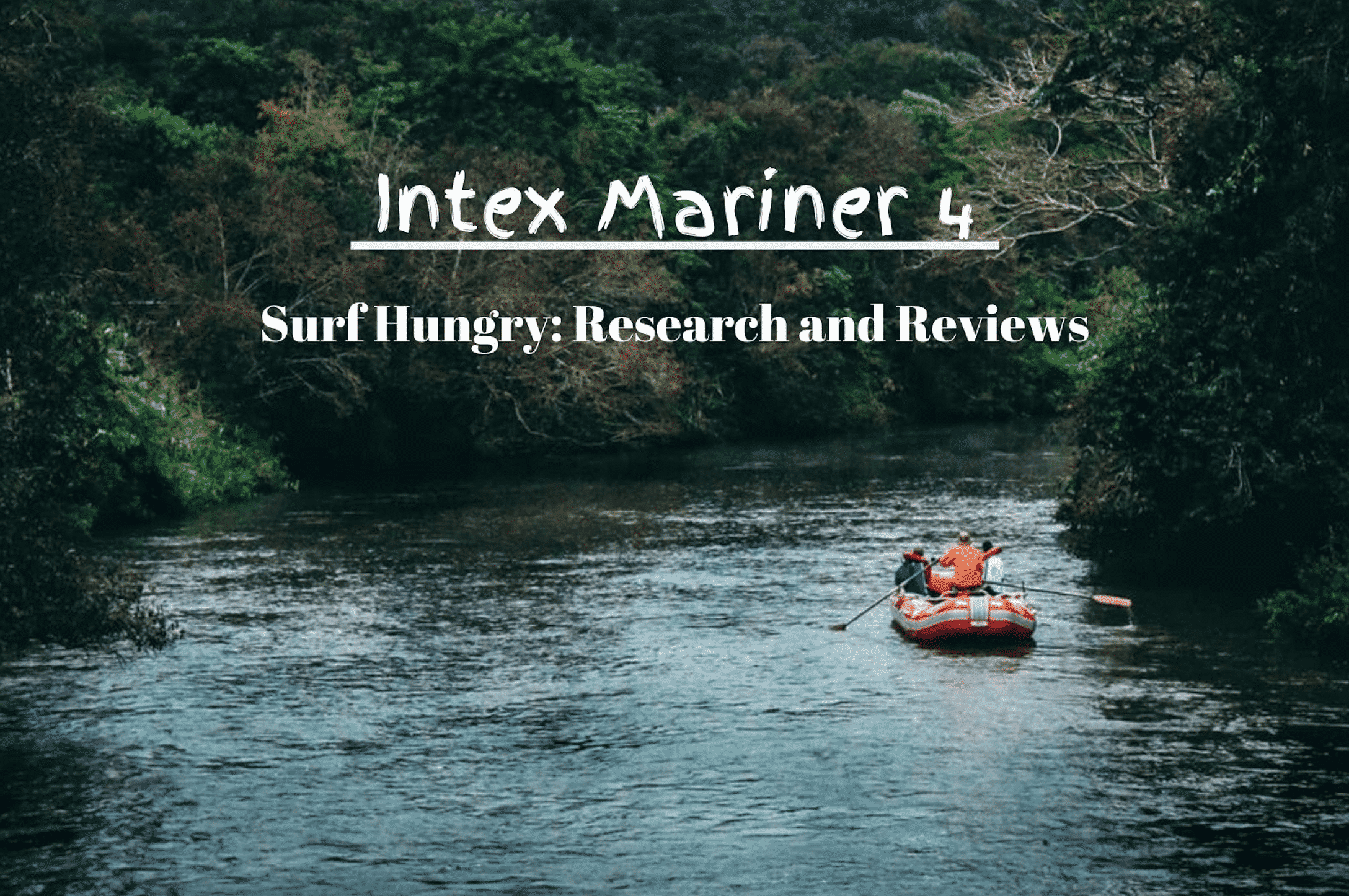 intex mariner 4
