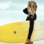 Paz Series Women's Summersuit by Flatrock Wetsuits – Keeping It Classy Under The Sun