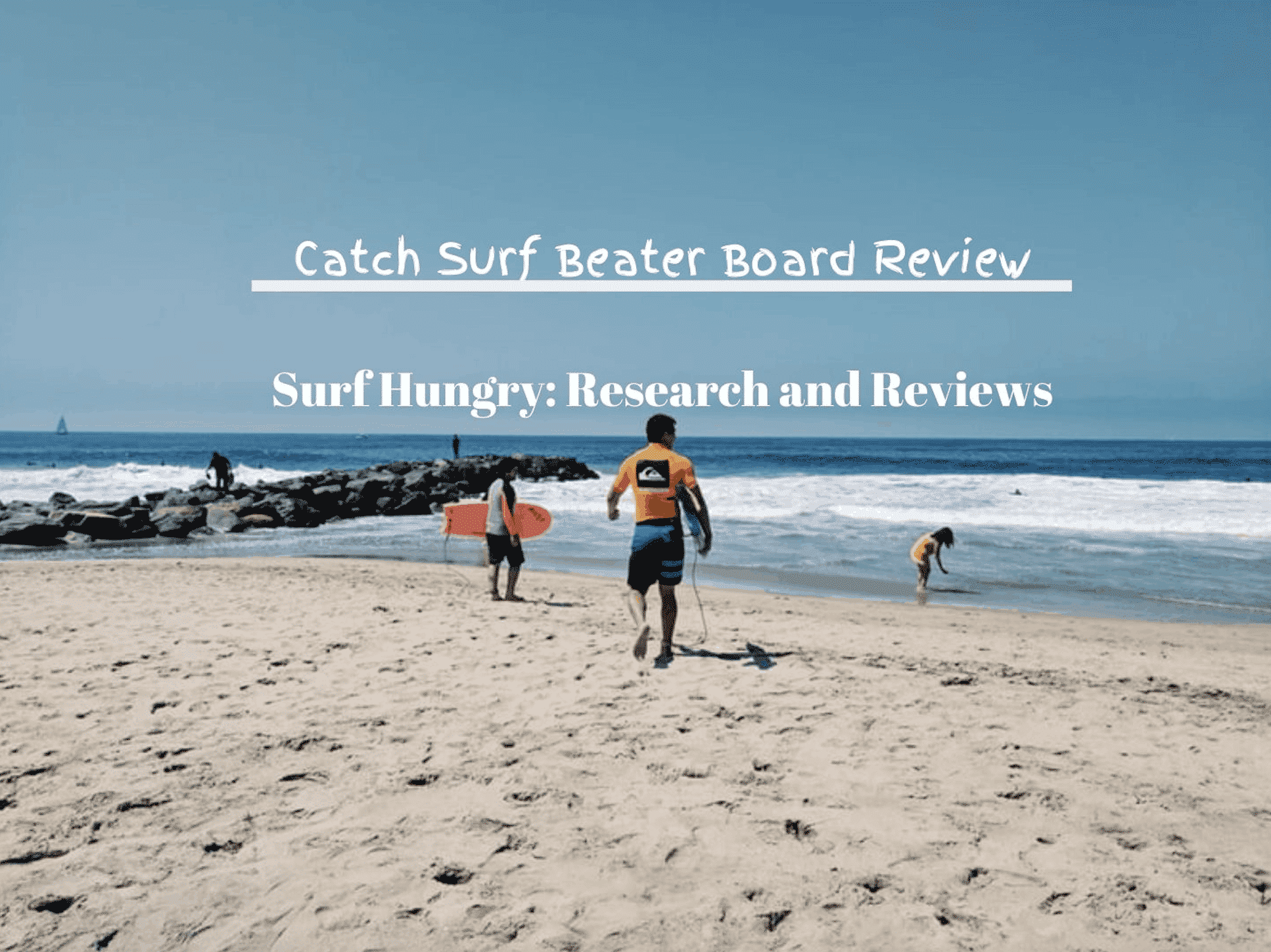 catch surf beater board review