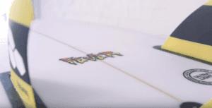 fever shortboard