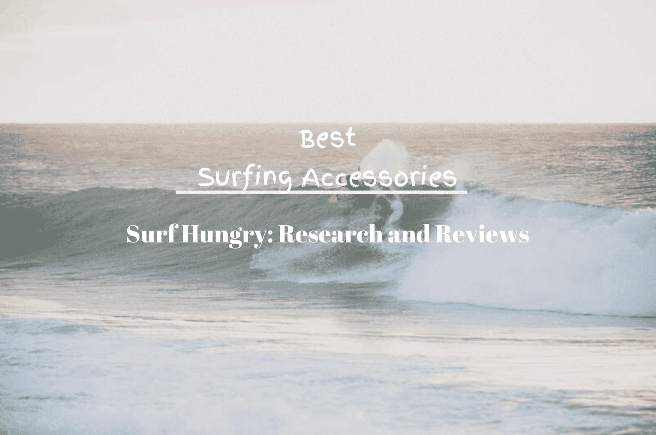 best surfing accessories