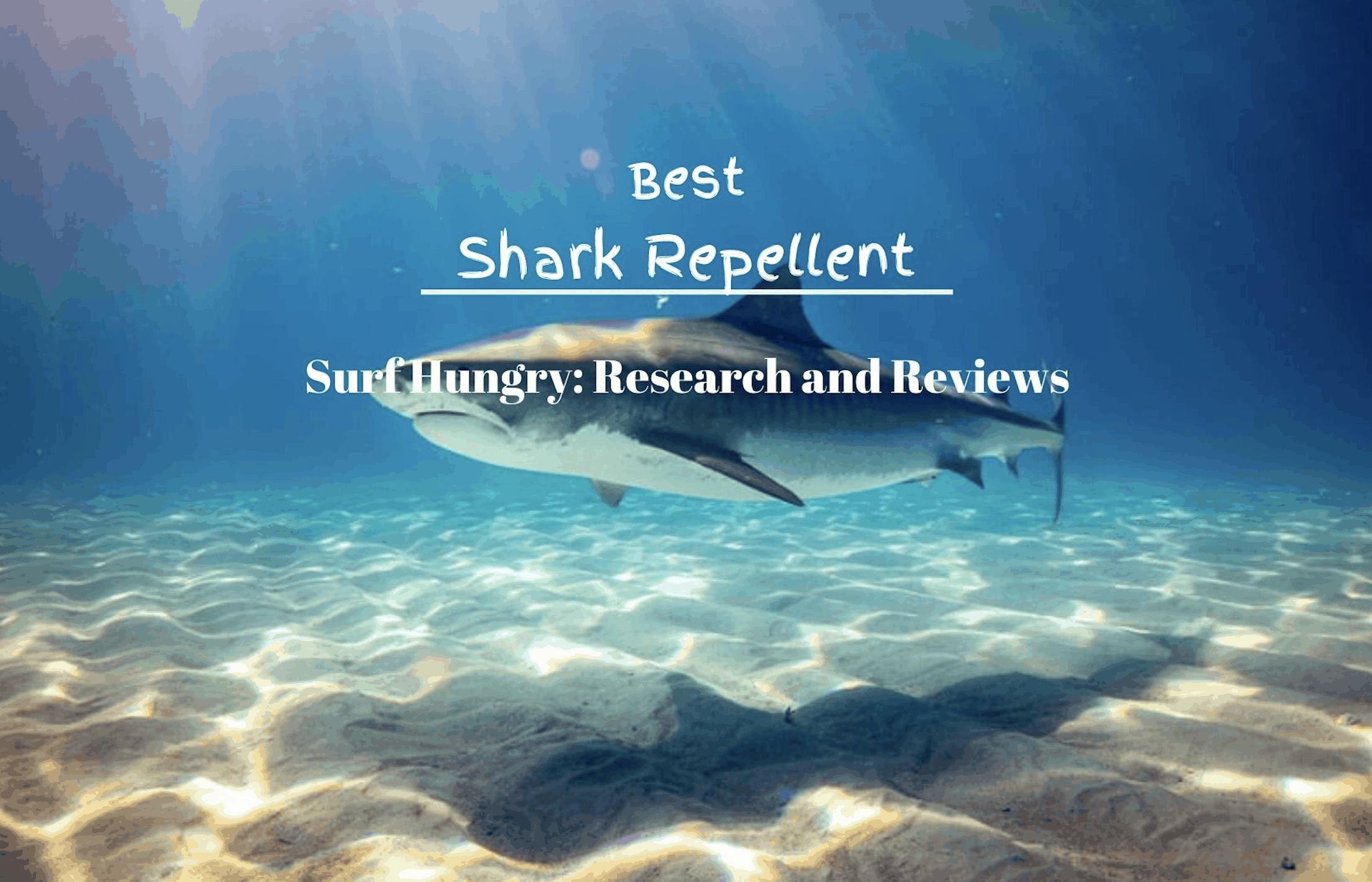 best shark repellent