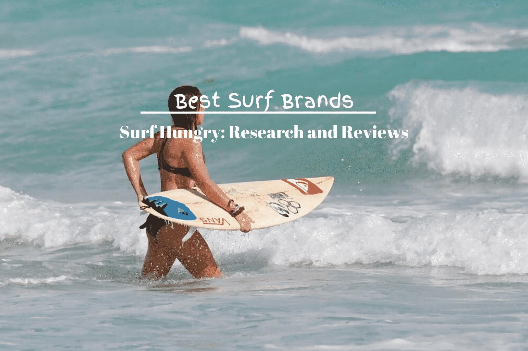 best surf brands