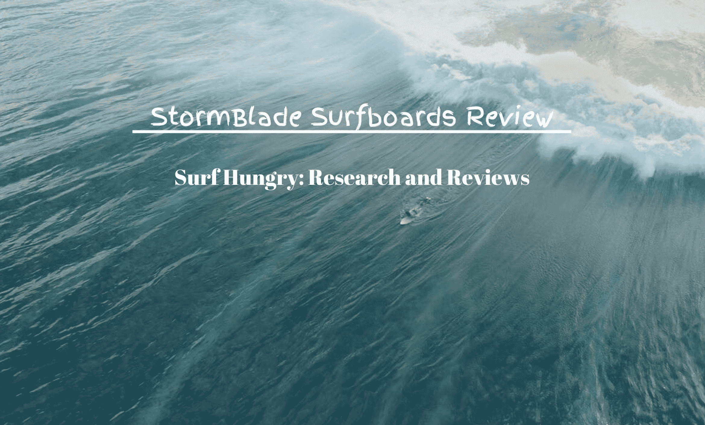 stormblade surfboards review