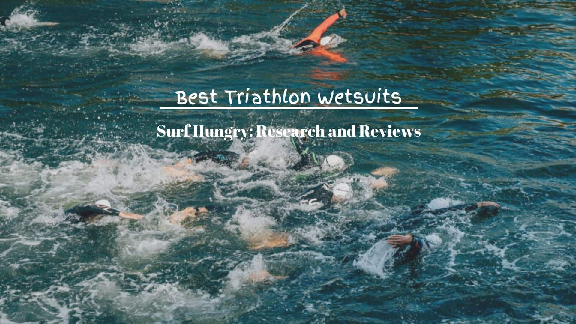 best triathlon wetsuits