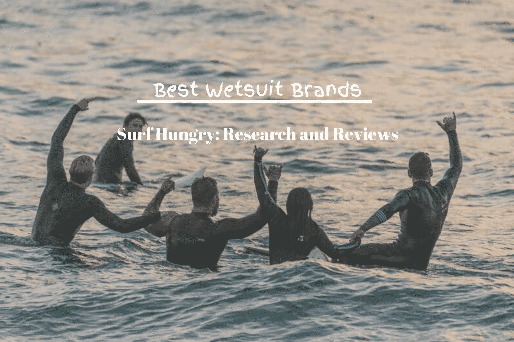 best wetsuit brands