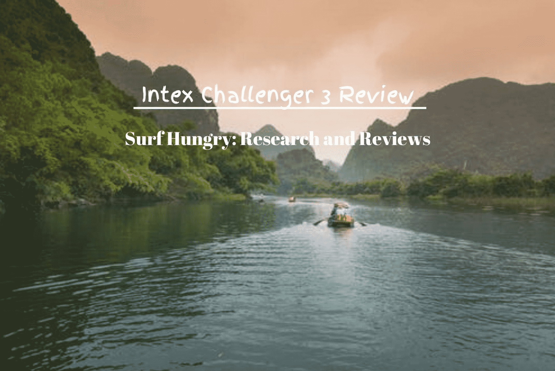 intex challenger 3 review