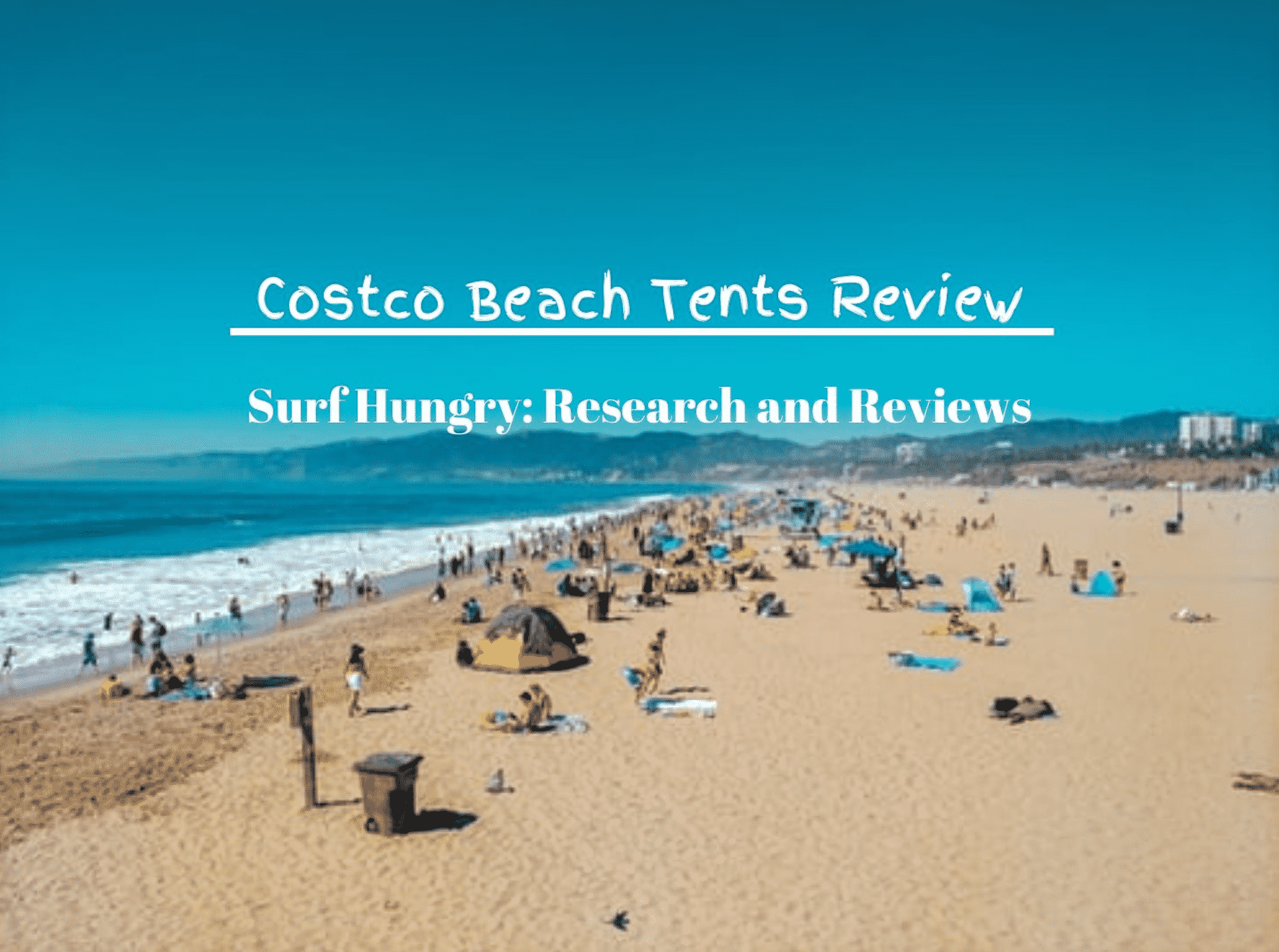 costco beach tents review