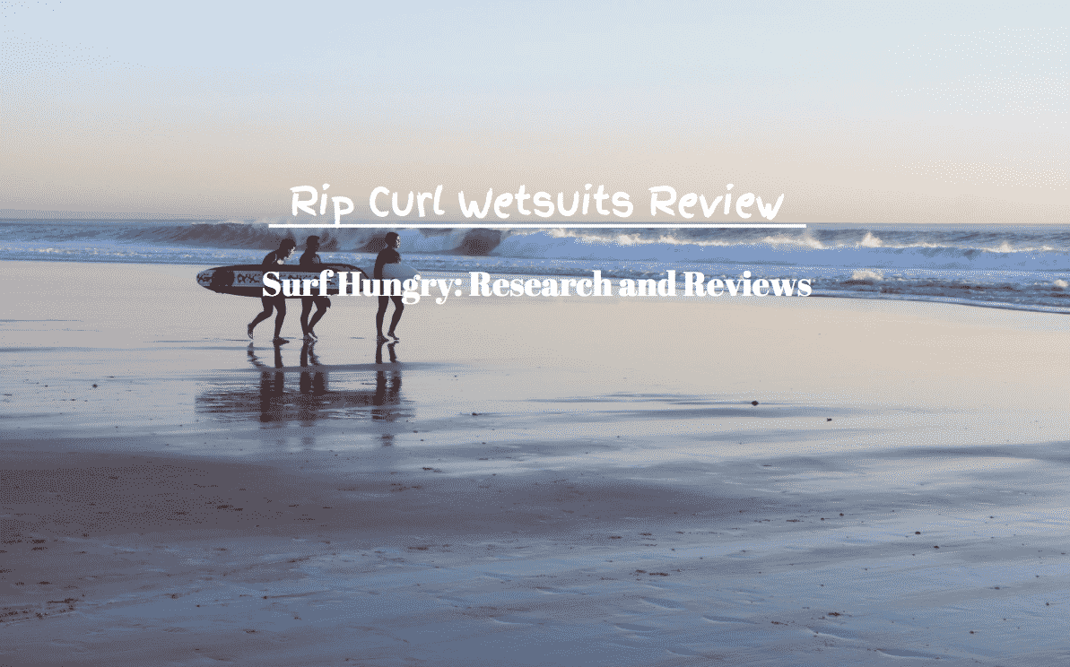 rip curl wetsuits review