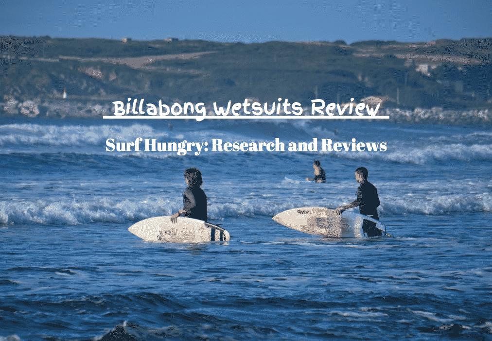 billabong wetsuits review