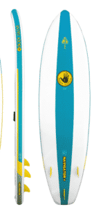 """NAVIGATOR PLUS 10'6"""" INFLATABLE STAND UP PADDLE BOARD (ISUP) WITH BAG, PADDLE & PUMP"""
