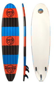 bz 8ft surfboard