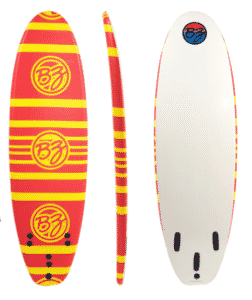 BZ 6ft Ripper Soft Top Surfboard