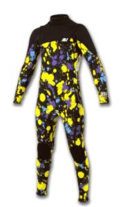 RB3 Attack Mode 3/2 Junior Full Wetsuit