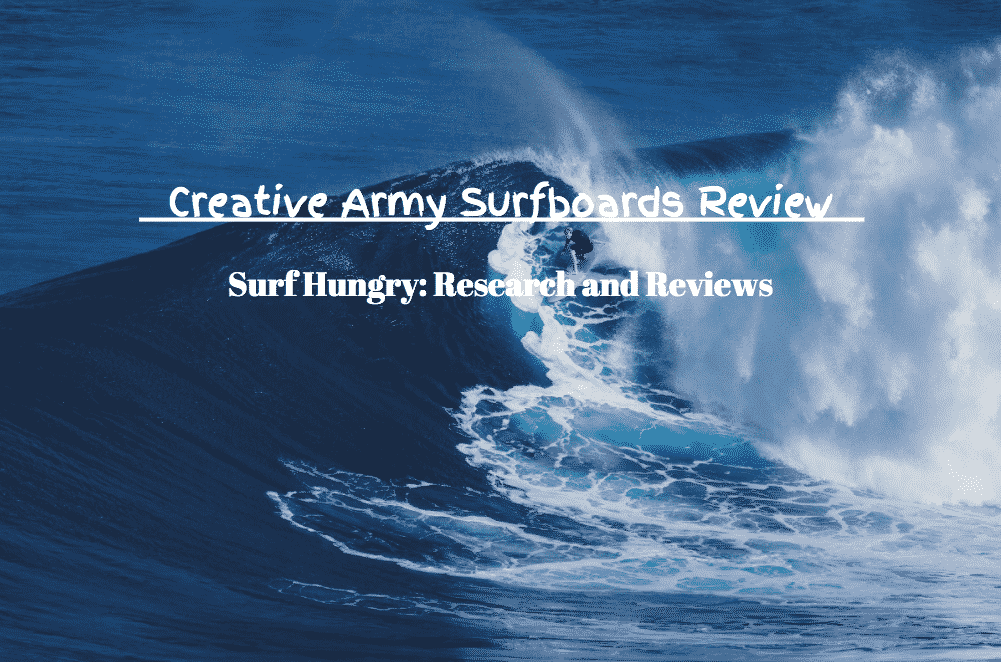 creative army surfboards review