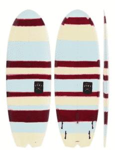 Creative Army Taco Fish Surfboard