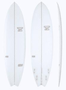 7s Superfish PU Surfboard