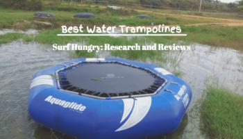 10 Best Water Trampolines   2020 Reviews (Aquaglide)