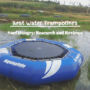 10 Best Water Trampolines | 2020 Reviews (Aquaglide)