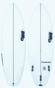DHD Phoenix Surfboard