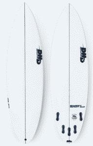 DHD Sweet Spot 3.0 Surfboard