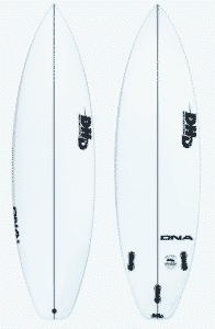 DHD MF DNA Surfboard