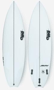 DHD MF JBay Surfboard