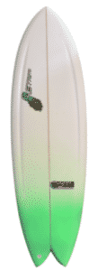 Stretch Quadfish Fishboard Surfboard