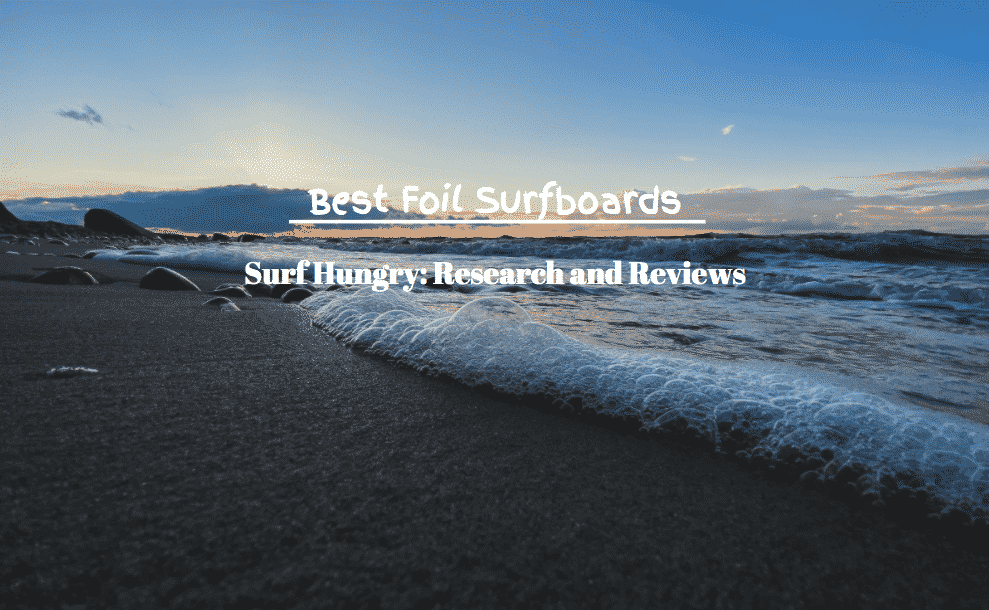 foil surfboards