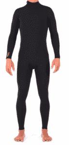 Backzip 4mm3 feral wetsuits
