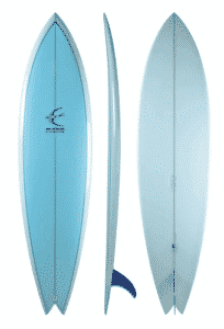 Bluebird McTavish Surfboard