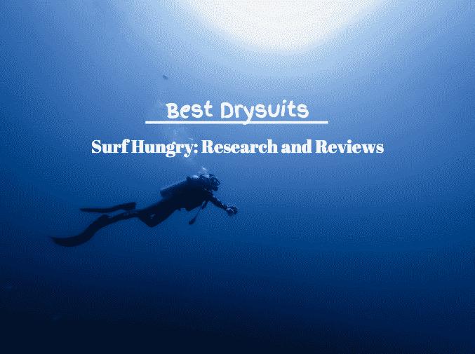 best scuba drysuits