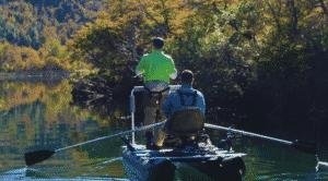 Sea Eagle 375fc Fold Cat Inflatable Fishing Boat