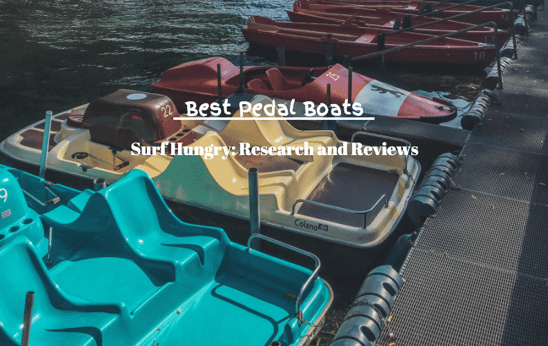 best pedal boats