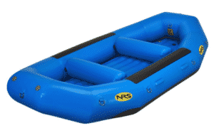 NRS Otter 120D Self-Bailing Raft