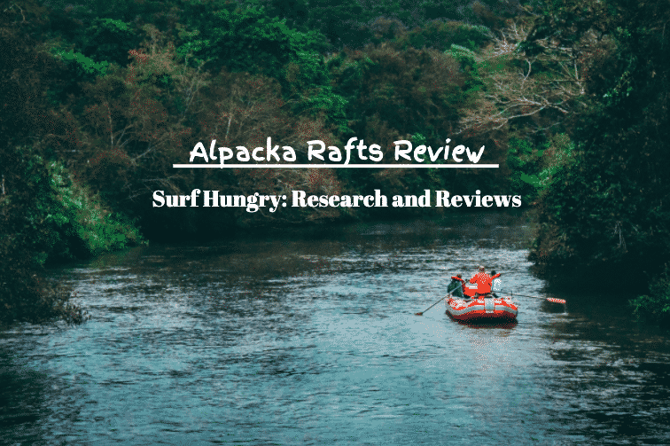 Alpacka Rafts review