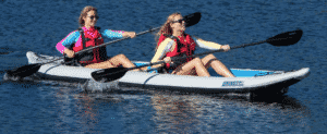 465ft FastTrack™ Inflatable Kayak