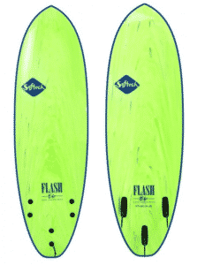 "Softech Eric Geiselman 5'0"" Flash Performance Soft Top Surfboard"