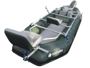 "12' 6"" Saturn Triton Whitewater Raft"
